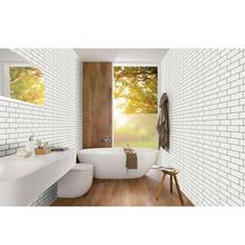 4 Colors Brick Subway Tile Peel and Stick Self Adhesive Wall Decal Sticker DIY Kitchen Bathroom Home Decor Vinyl 3D
