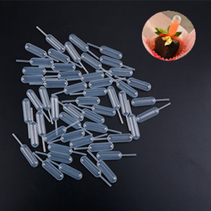 100pcs 4ml 100 plastic extrusion transfer pipette dropper disposable pipette