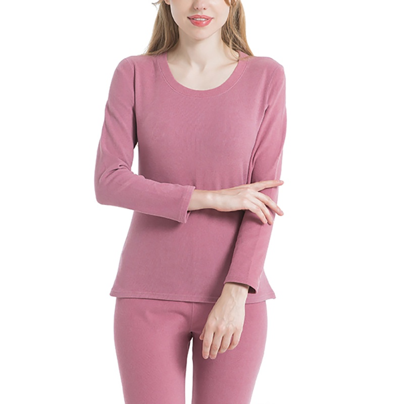 Warm Autumn Winter Underwear Set Unisex Slim Elastic Heating Thread Long Think Clothing Set Solid Drop Shipping