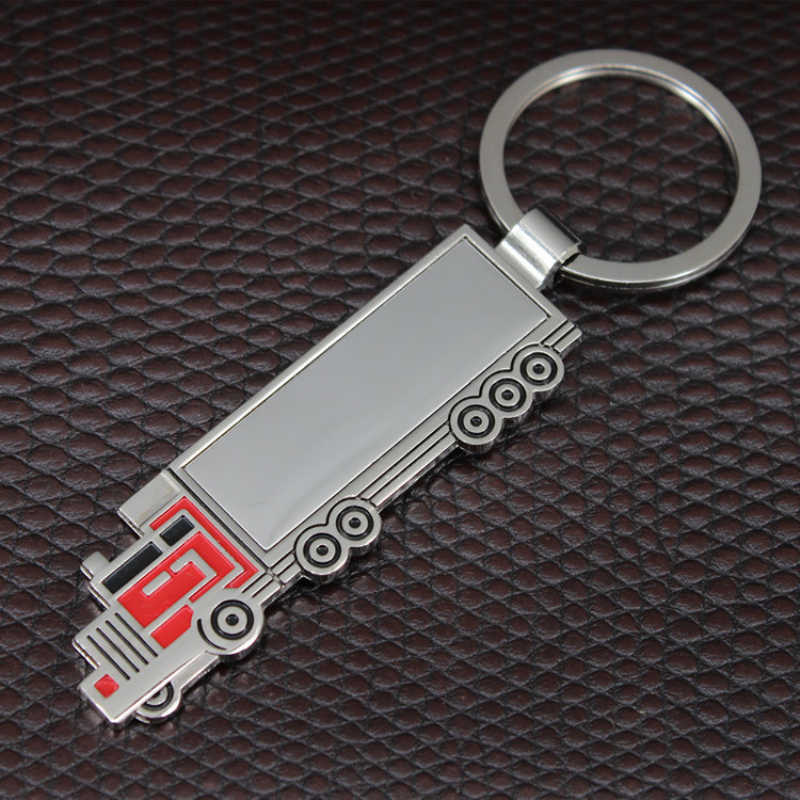 Truck Model Key Chain Originality Car Pendant Keychain for Men Gift jewelry