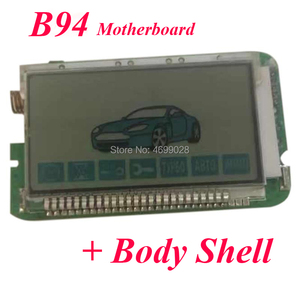 B94 LCD Remote Control Keychai