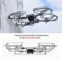 Protecteur d'hélice entièrement fermé pour Dji Mavic Mini Drone garde d'hélice 4726 accessoires couvercle de ventilateur d'aile pour accessoire mavic mini 2