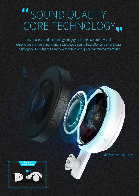 VR SHINECON SC-G06E VR Glasses 8