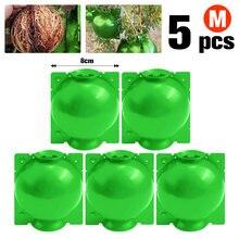 Многоразовая коробка для выращивания растений 1/3/5 шт мячик