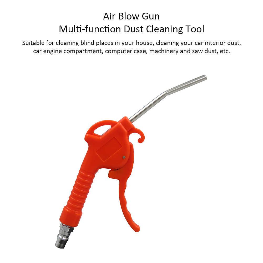 Draagbare Praktische Rode Plastic Handvat Air Blow Gun Air Blower Duster Blow Dust Gun Pneumatische Tool/Rood