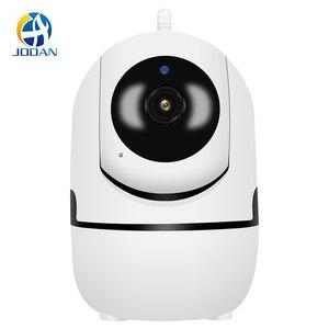 Image 1 - Kamera HD 1080p IP 2MP kamera bezprzewodowa inteligentny człowiek Auto śledzenie bezpieczeństwo w domu kamery monitoringu CCTV Wifi kamera do monitorowania dzieci