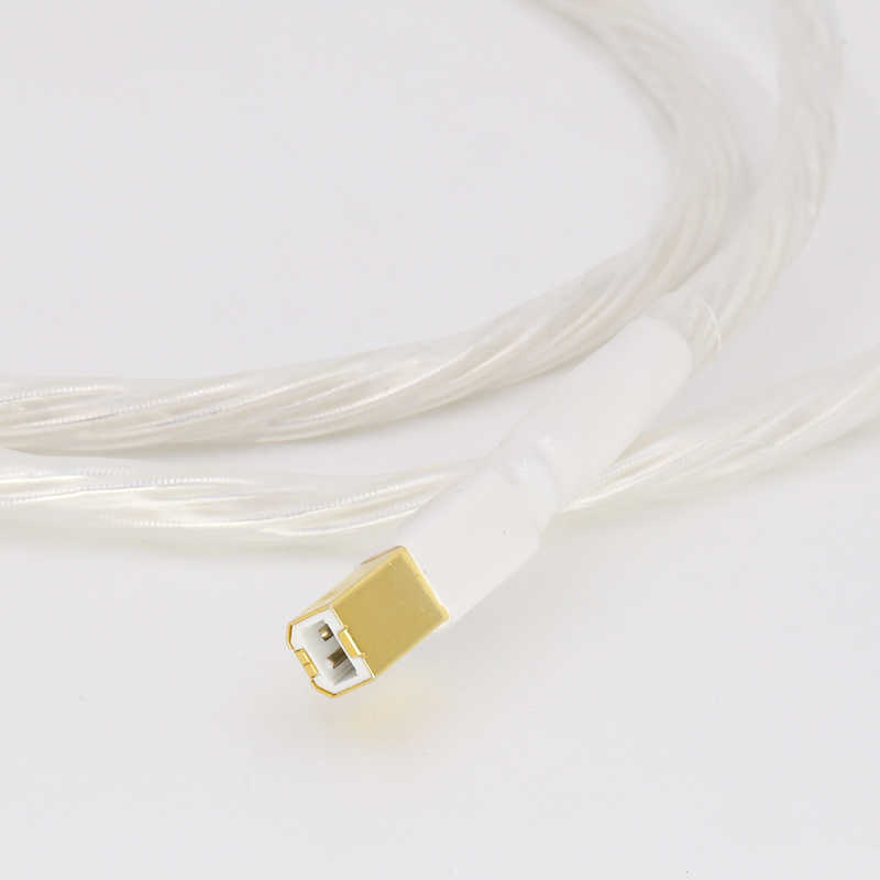 Odin Interconnect USB kabel, EEN naar B vergulde aansluiting USB audio digitale kabel