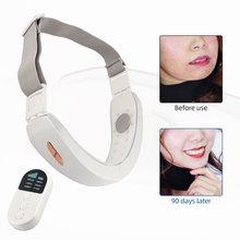 4 w 1 EMS twarzy podnoszenia V kształt masażu ogrzewanie wibracji skóra twarzy Firm Photon odmłodzenie trądzik oczyszczanie urządzenie kosmetyczne