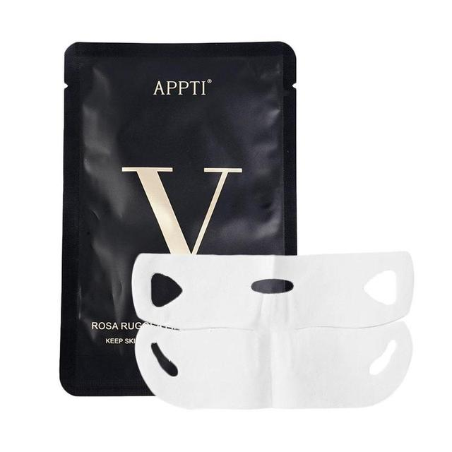 1 pcs Face Lifting Mask Miracle V Shape Slimming Mask Line Remover Wrinkle Double Chin Reduce Lift Bandage Skin Care Tool 5