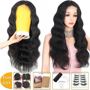 body wave 13x4 lace front wig Brazilian hair wigs pixie cut short bob lace front human hair wigs for women Non-Remy 150% Density body wave wigs lace front wig for women 13x4 brazilian human hair wig 150% density qing si remy natural hairline baby hair wigs