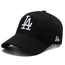 Casquette noire en coton pour homme et femme, chapeau de Baseball, Snapback, style Hip-Hop, collection printemps été 2021