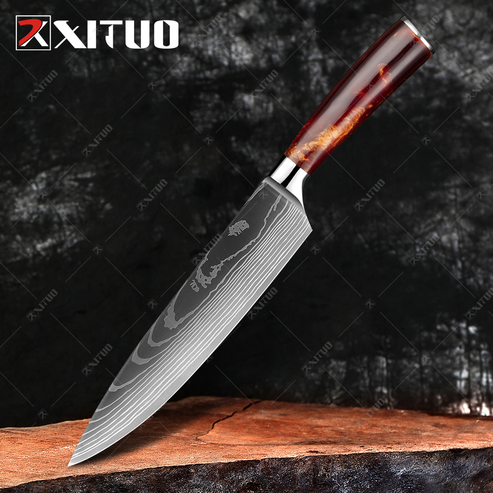 8 in Chef knife