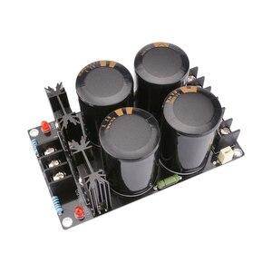 Image 2 - AIYIMA Schottky Diodo di Raddrizzatore Filtro Scheda di Potenza 63V 10000UF Condensatore Amplificatore Raddrizzatore 120A Scheda di Alimentazione DIY Speaker Amp