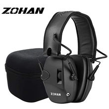 Электронные Наушники zohan для звукоусиления диапазона съемки