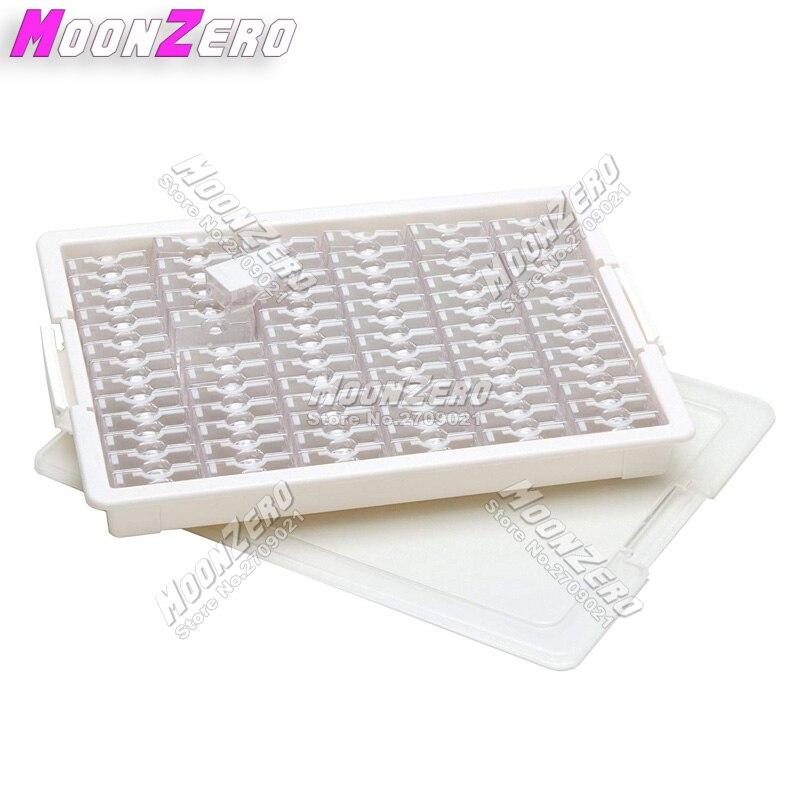 2020 nouveau Style boîte de rangement diamant broderie outil plateau de rangement diamant peinture accessoires mosaïque Plaid stockage placé