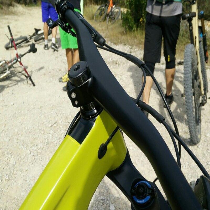 +2° MTB Full Carbon Bike Handlebar 40//50//60//70mm Integrated Mountain Bicycle Bar