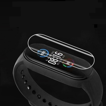 Hydrogel Soft Screen Protectors for Xiaomi Mi Band 5 4 3 2 Protective Film Smart Watch Wristband Xiaomi Miband Accessories 2