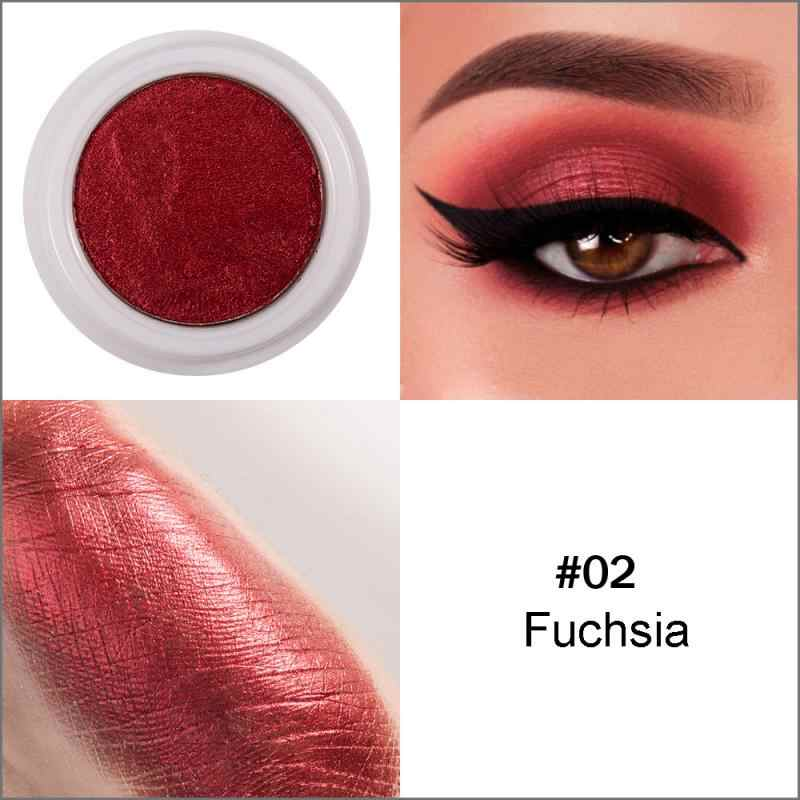 2020 venda quente metálico brilho sombra de olho pallete de longa duração à prova dwaterproof água macio shimmer maquiagem dos olhos cosméticos maquillajes tslm1