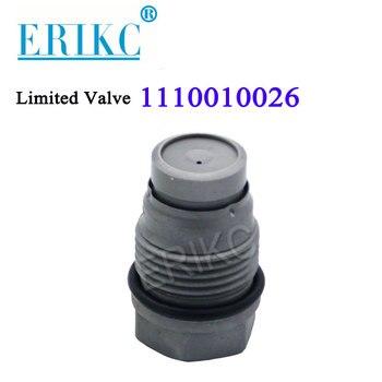 Pressure limitter 1110010026 Injector Pump Diesel Engine Part 1 110 010 026 High Pressure Limited Valve