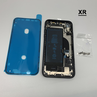 Housing with inner parts battery flex cable full assembly replacement For iPhone 10 X XS MAX XR