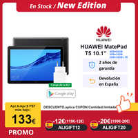 Versión global HUAWEI MediaPad T5 2GB 32GB Tablet PC 10.1