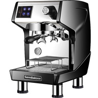 CRM3200D Espresso Coffee Machine 120 cups/h Commercial Coffee Maker Semi automatic Double Boiler Coffee Machine