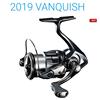 NEW 2019 Shimano Vanquish 4000XG C5000XG 4000MHG Fishing Spinning Reels Lightweight body 155g 11+1bb Saltwate Reel Made in Japan