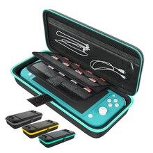 OIVO Für Nintend Schalter Lite Portable Storage Tasche Anti shock Harter Shell EVA Schutz Tasche Schalter Lite zubehör