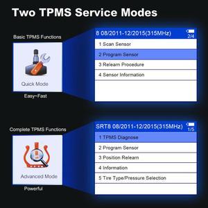 Image 5 - Autel maxitpms TS508 tpmsタイヤ圧力センサ活性化プログラムツールscanne