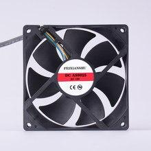 12v 9025 0.26a inversor duplo rolamento de peças de refrigeração 92*92*25mm