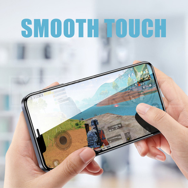 2000D Curved Protective Glass For iphone 6 6S 7 8 Plus SE Screen Protector on iphone X XR XS 11 12 Pro Max Tempered Glass case 5