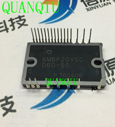Free Shipping New 6MBP20VSC060-50 module