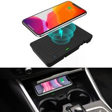 Wireless Phone Charger for BMW 3 Series G20 2019 2020 2021 BMW 4 Series G22 2021 Charging Wireless Charging Pad for BMW 330i