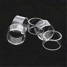 5 sztuk wymiana szklanej rurki YUHETEC dla VGOD tfricktank pro ELITE RDTA 4ML Pro Subtank tanie tanio Szklana Rurka Szkło