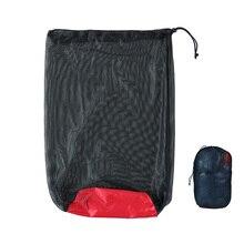 28x28 см нейлоновые компрессионные мешки спальный мешок дорожное стеганое одеяло вакуумный мешок для хранения походная на открытом воздухе Органайзер