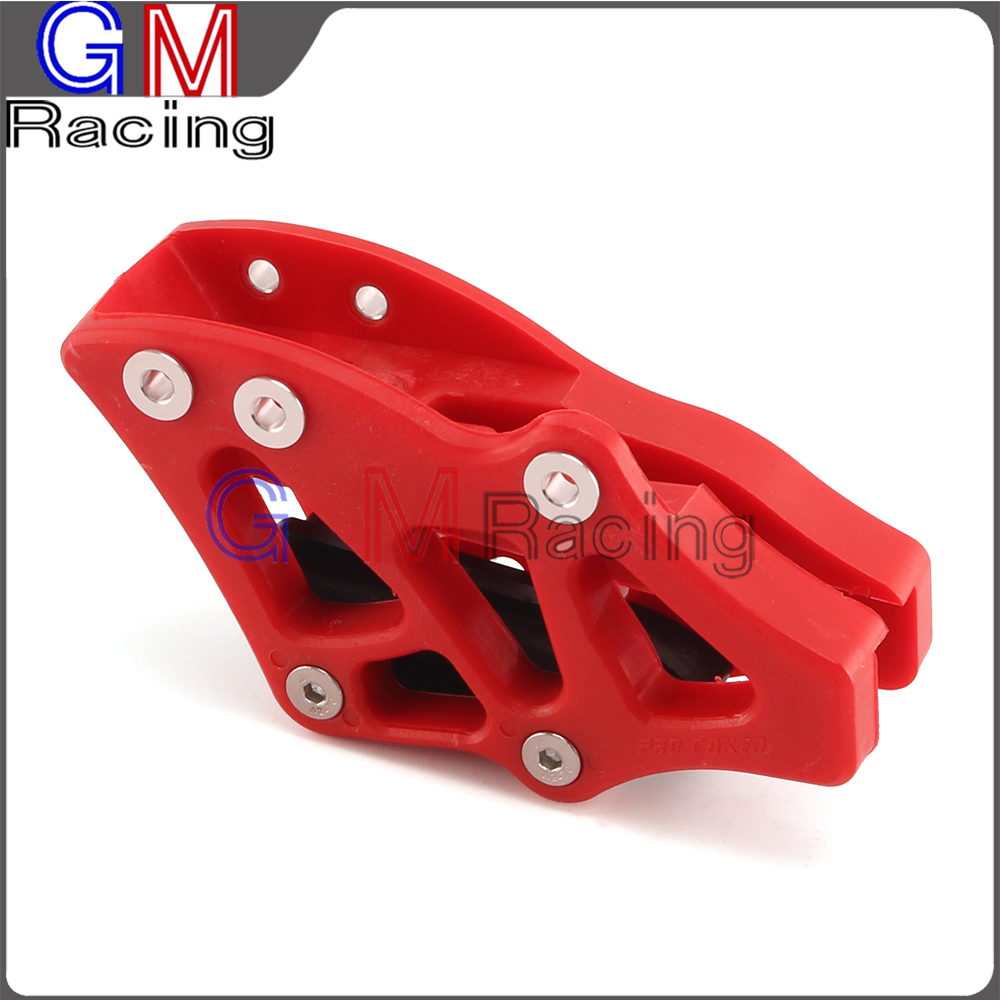 <font><b>Plastic</b></font> Chain Guide Guard Protection For HONDA CRF250R CRF250X CRF250RX CRF450R CRF450X CRF450RX CRF450L <font><b>CRF</b></font> 250 <font><b>450</b></font> Dirt Bike image