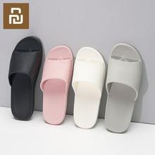 Home Household Slipper EVA Soft Anti slip Slipper Flip Flops Summer Sandals 4color Unisex Loafer Household Supplies
