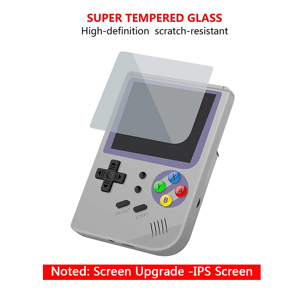 IPS Screen Retro Game 300, RG300,retro game handheld,16G internal, 3inch portable video game console 3