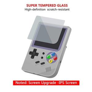 Image 4 - IPS شاشة ريترو لعبة 300 ، RG300 ، ريترو لعبة يده ، 16G الداخلية ، 3 بوصة المحمولة لعبة فيديو وحدة التحكم