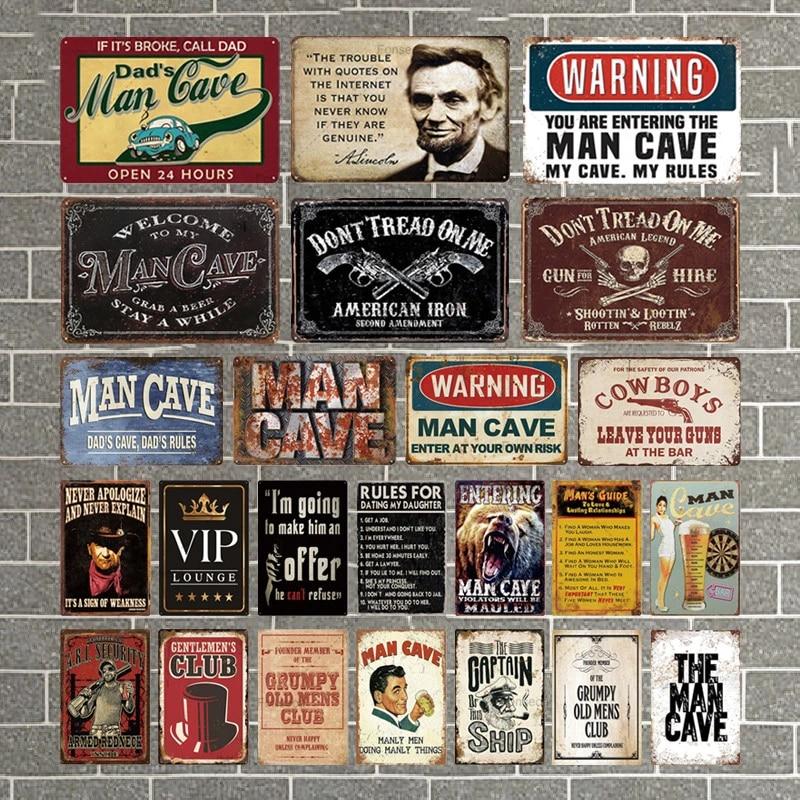 Home GOLDEN FLEECE Vintage Retro Metal Tin Sign Plaque Garage Bar Pub ManCave