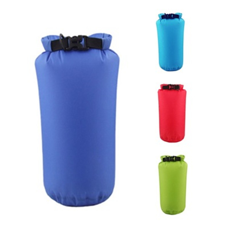 8L Waterproof Backpack Outdoor Waterproof Bag Dry Bag Travel Swimming Canoeing Hiking Camping Dry Pouch
