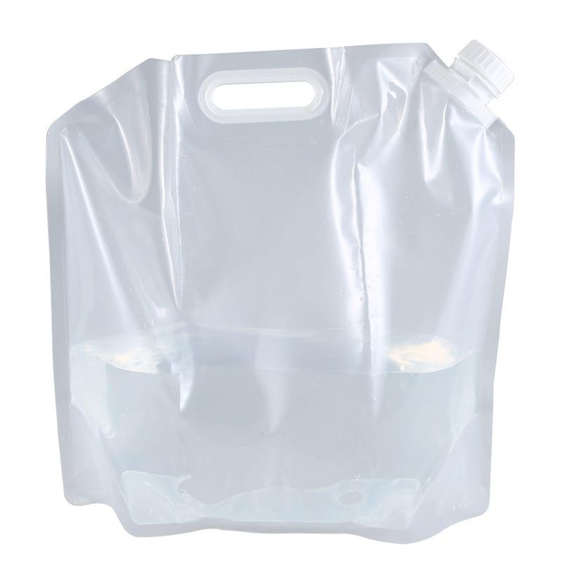 علبة مياه قابلة للطي 10 لتر