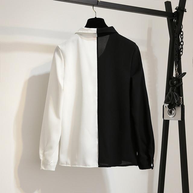 Casual Long-Sleeve Blouse  3