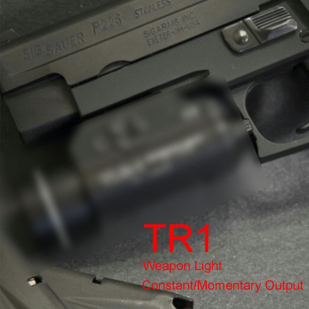 Tactical Fullsize Flashlight TLR Light Fits GLOCK 1 9 Hk USP CZ 75 SIG SAUER P320 CZ SIG SAUER SP2022 Defense Pistols Torch