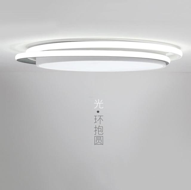 Купить современный потолочный светильник для спальни теплый и романтичный картинки цена