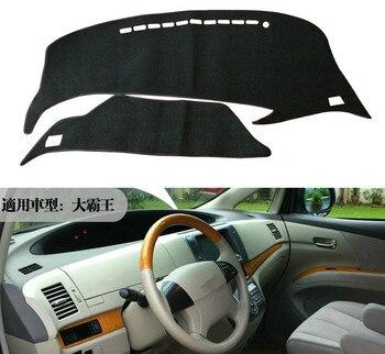 For Toyota Previa 50 2006~2019 XR50 Estima Tarago Dashboard cover pad sun protection pad UV protection mat Left Right Hand Drive ветровики skyline toyota previa estima tarago 05 комплект 2 шт