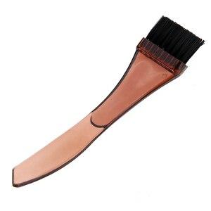 Image 4 - Расческа для окрашивания волос с пластиковой ручкой и хвостом