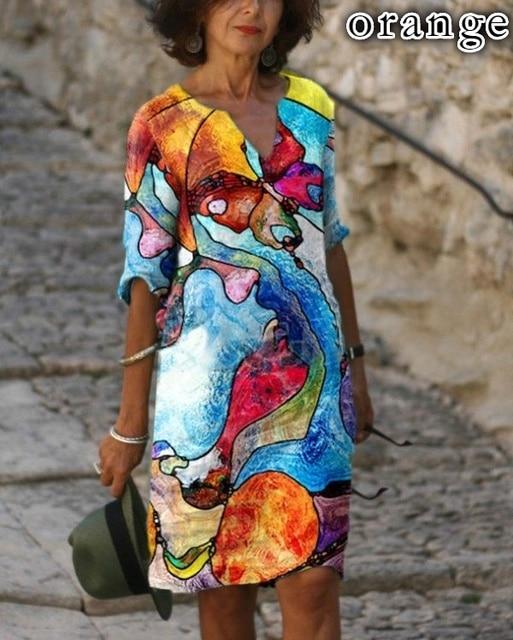 Fantastic deco dress 4