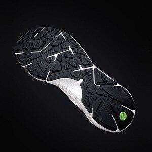 Image 5 - Youpin FREETIE männer Atmungsaktive Polsterung Sneaker Schuhe Hohe Elastizität Gestrickte Oberen Männer Schock absorbieren Outdoor Laufschuhe