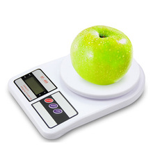 Pocket kitchen scale Digital weight Kitchen Electronic Scales Food mini measuring 10kg/1g 5kg*1g 7kg*1g for Kitchen weight Tools